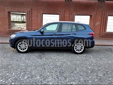 BMW X3 sDrive20iA usado (2019) color Azul precio $720,000