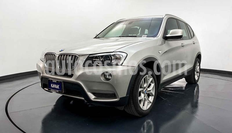 BMW X3 xDrive28iA Lujo usado (2012) color Blanco precio $254,999
