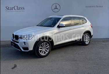 BMW X3 sDrive20i usado (2017) color Blanco precio $424,900