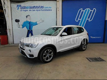 BMW X3 xDrive28iA usado (2017) color Blanco precio $225,000