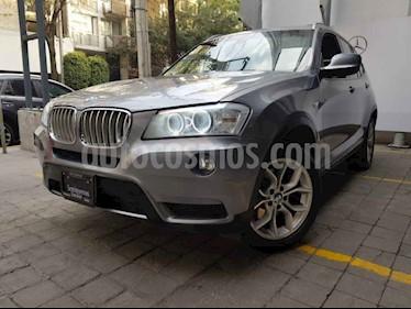 BMW X3 5P xDrive 28i L4 2.0 T Top Aut usado (2013) color Plata precio $265,000