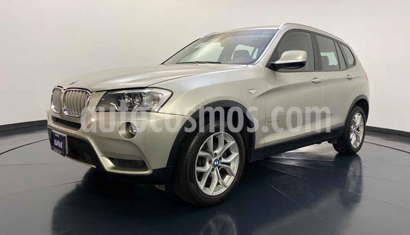 BMW X3 xDrive28iA M Sport usado (2012) color Blanco precio $282,999