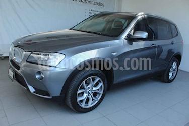 BMW X3 5p 35iA XDrive Top aut usado (2012) color Gris precio $235,000