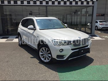 BMW X3 xDrive28iA X Line usado (2015) color Blanco precio $335,000