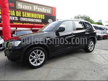 BMW X3 xDrive28iA Top usado (2013) color Negro precio $245,000