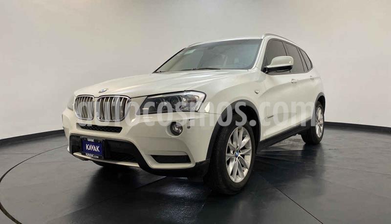BMW X3 xDrive28iA M Sport usado (2012) color Blanco precio $287,999
