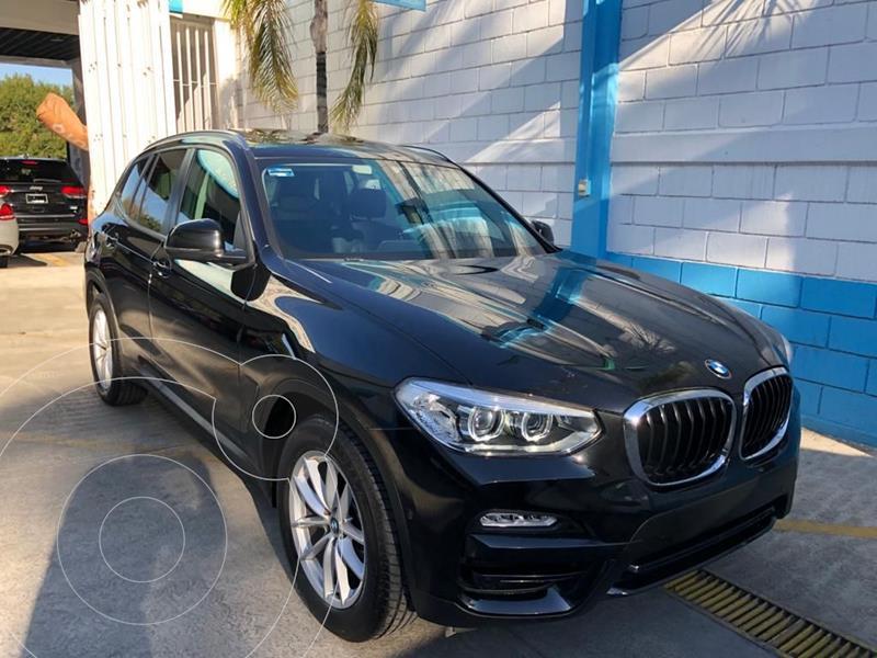 BMW X3 sDrive20iA usado (2020) color Negro precio $718,000