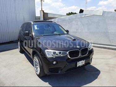 BMW X3 5P 20I TA usado (2015) precio $280,000