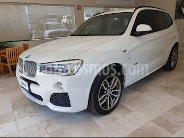 BMW X3 xDrive35iA M Sport usado (2016) color Blanco precio $439,000