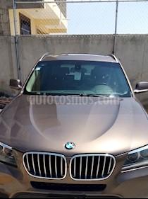 BMW X3 xDrive28iA Top usado (2012) color Bronce precio $220,000