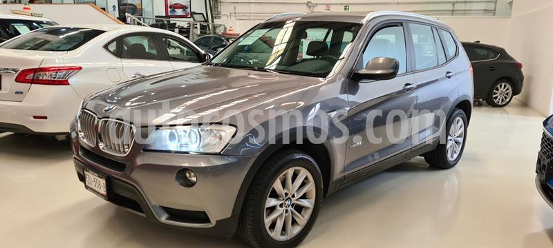 BMW X3 xDrive35iA Top usado (2014) color Gris Oscuro precio $309,100