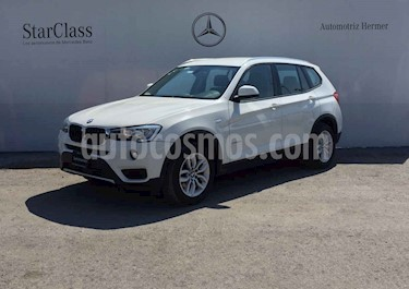BMW X3 sDrive20i usado (2017) color Blanco precio $449,900