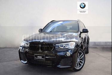 BMW X3 xDrive35iA M Sport usado (2017) color Negro precio $600,000