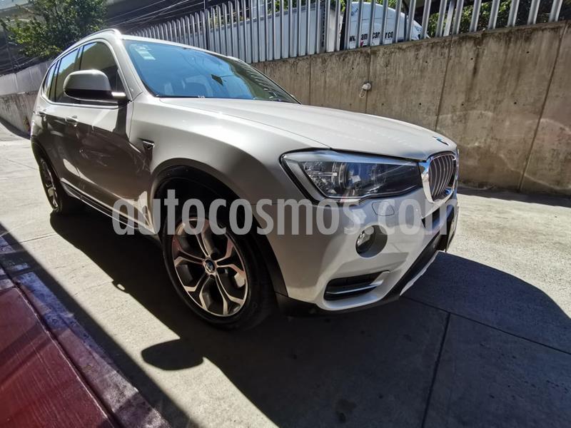 BMW X3 xDrive28iA X Line usado (2015) color Blanco Alpine precio $315,000