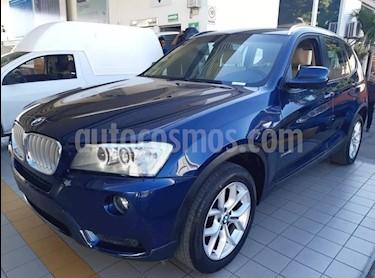 BMW X3 xDrive28iA usado (2013) color Azul precio $279,900