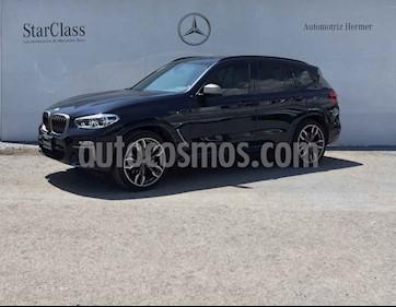 BMW X3 5p xDrive M40i L6/3.0/T Aut usado (2019) color Azul precio $849,900