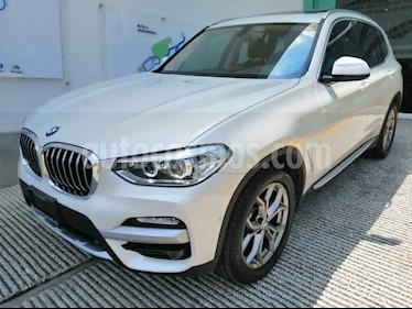 BMW X3 5p xDrive 30i L4/2.0/T Aut usado (2019) color Blanco precio $680,000