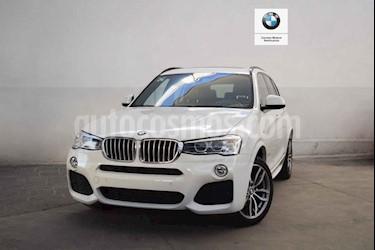 BMW X3 5p xDrive 35i M Sport L6/3.0/T Aut usado (2016) color Blanco precio $500,000