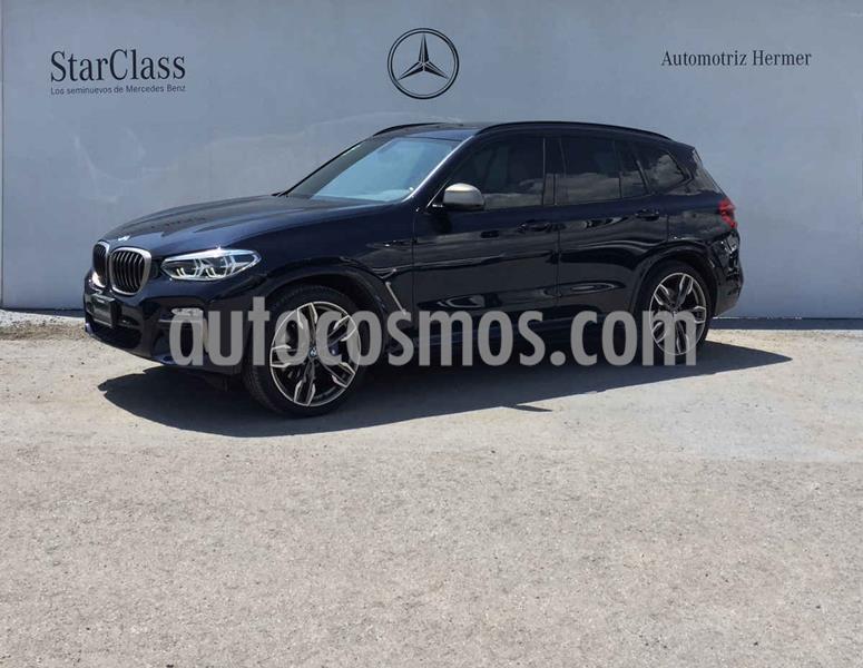 Foto BMW X3 M40iA usado (2019) color Azul precio $849,900