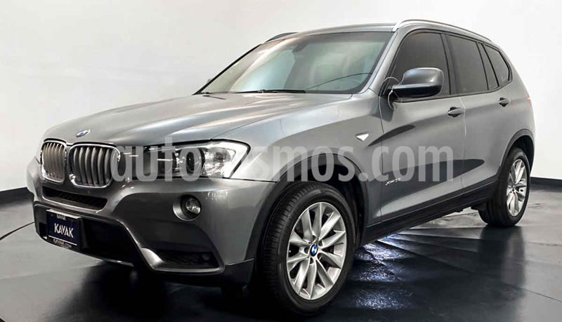 BMW X3 xDrive35iA Top usado (2011) color Gris precio $277,999