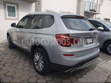 BMW X3 sDrive20iA usado (2016) color Plata Titanium precio $360,000