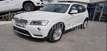Foto BMW X3 xDrive28iA usado (2013) color Blanco precio $245,000