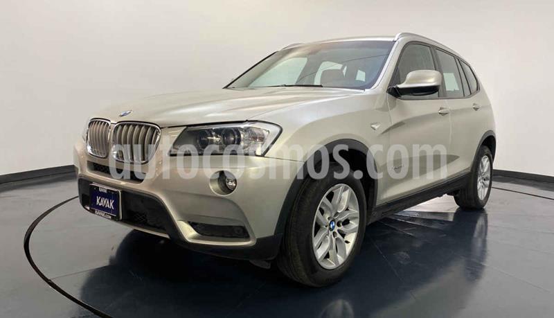 BMW X3 xDrive28iA M Sport usado (2012) color Blanco precio $259,999