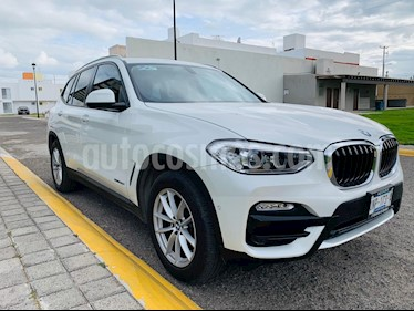 BMW X3 sDrive20iA Executive usado (2018) color Blanco Alpine precio $560,000
