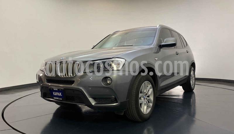 BMW X3 xDrive28iA M Sport usado (2012) color Gris precio $282,999