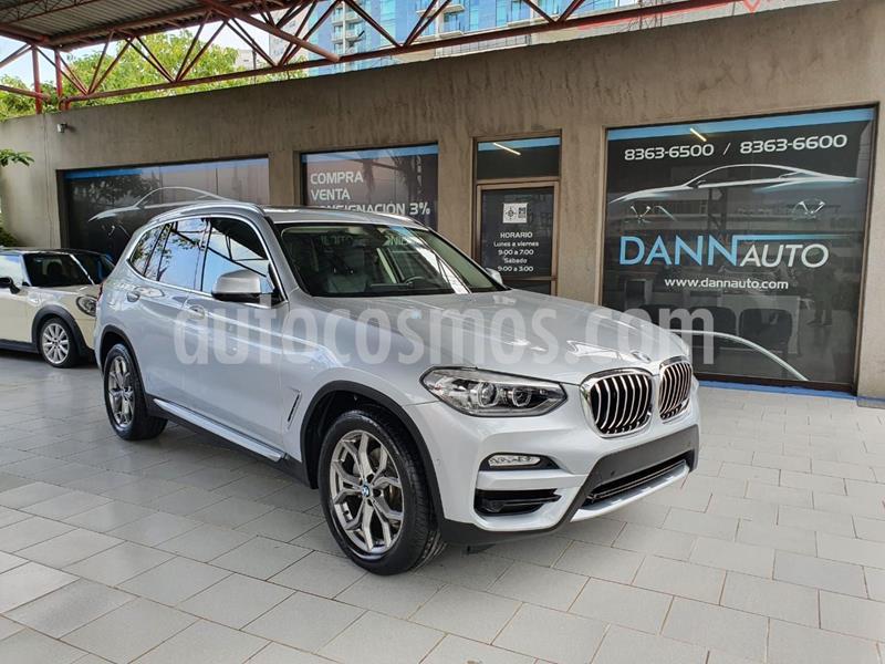 BMW X3 xDrive30iA X Line usado (2019) color Plata Dorado precio $699,000