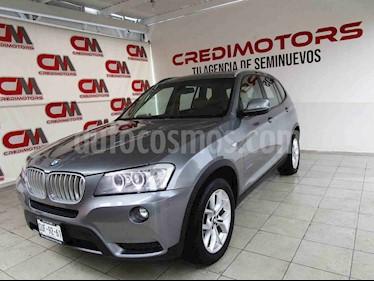 BMW X3 2.5i Top usado (2011) color Plata precio $196,000