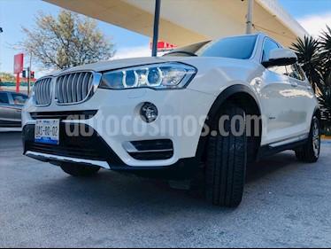 BMW X3 xDrive28iA X Line usado (2017) color Blanco precio $487,000