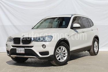 Foto venta Auto usado BMW X3 sDrive20iA (2016) color Blanco precio $399,000