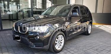 Foto venta Auto Seminuevo BMW X3 sDrive20iA (2017) color Negro precio $489,000