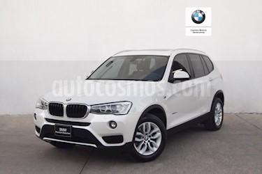 Foto venta Auto usado BMW X3 sDrive20iA (2017) color Blanco precio $470,000