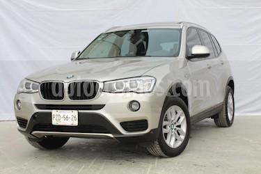 Foto venta Auto usado BMW X3 sDrive20iA (2017) color Plata precio $459,000