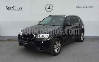 Foto venta Auto usado BMW X3 sDrive20iA (2017) color Negro precio $469,900