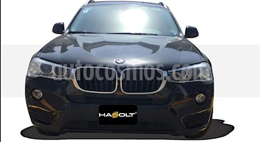 Foto venta Auto usado BMW X3 sDrive20iA (2017) color Negro precio $430,000