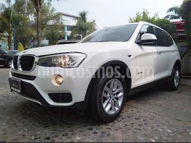 Foto BMW X3 sDrive20iA usado (2015) color Blanco Alpine precio $320,000