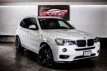 Foto venta Auto usado BMW X3 sDrive20iA (2017) color Blanco Alpine precio $480,000