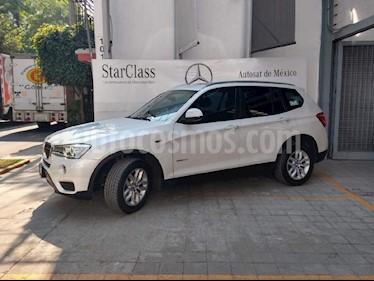 Foto venta Auto Seminuevo BMW X3 sDrive20iA (2017) color Blanco precio $490,000