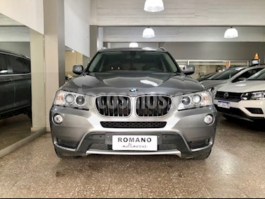 Foto BMW X3 xDrive 20i Executive usado (2013) color Gris Titanio precio u$s29.500