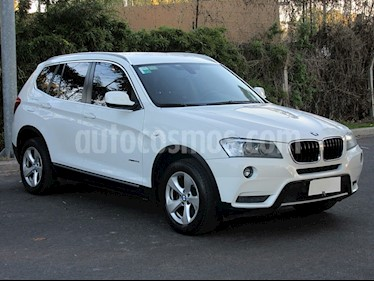 foto BMW X3 xDrive 20i Executive usado (2013) color Blanco precio u$s28.500