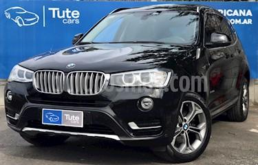 BMW X3 xDrive 28i xLine usado (2016) color Negro precio u$s47.000