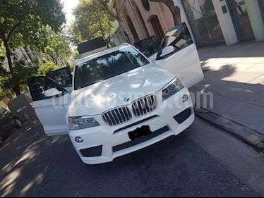Foto venta Auto usado BMW X3 xDrive 35i Paquete M (2014) color Blanco precio u$s39.000