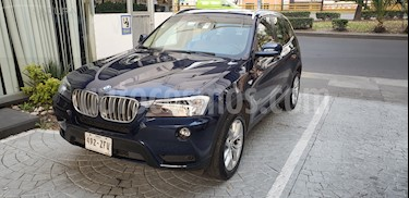 Foto venta Auto Seminuevo BMW X3 xDrive28iA Top (2014) color Azul precio $354,000