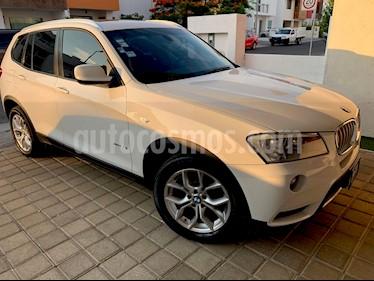 Foto venta Auto usado BMW X3 xDrive28iA Top (2012) color Blanco precio $275,000