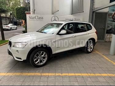 Foto venta Auto usado BMW X3 xDrive28iA Top (2013) color Blanco precio $275,000