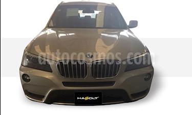 Foto venta Auto usado BMW X3 xDrive28iA Top (2012) color Gris precio $255,000