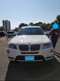 BMW X3 xDrive28iA Top usado (2011) color Blanco Alpine precio $260,000